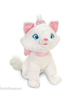 Disney The Aristocats Marie Mini Bean Bag Plush   7'' H by Disney