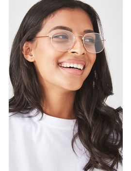 Faux Geek Fashion Glasses by Cotton On