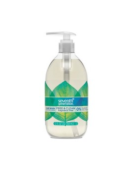 Seventh Generation™ Free & Clean Unscented Liquid Hand Soap   12oz by Seventh Generation