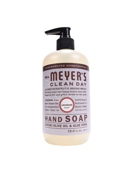 Mrs. Meyer's Lavender Scented Liquid Hand Soap   12.5 Fl Oz by Mrs. Meyer's