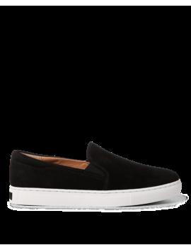 Drea Suede Slip On Sneaker by Ralph Lauren