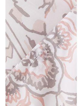 Mirai Stripe Duvet Set by Urban Outfitters