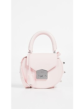 Mimi Gloss Crossbody Bag by Salar