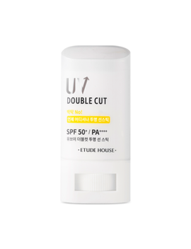 Etude House   Uv Double Cut Transparant Zon Stick Spf50 + Pa ++++ 20g by Etude House