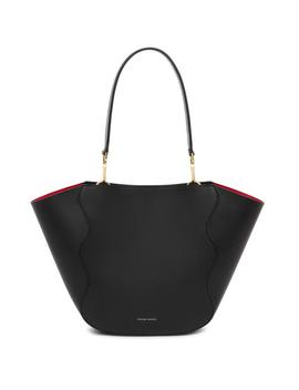Black Mini Ocean Tote by Mansur Gavriel