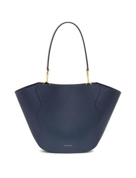 Calf Mini Ocean Tote by Mansur Gavriel