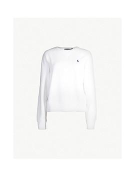 Pony Icon Cotton Blend Sweatshirt by Polo Ralph Lauren
