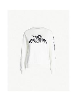 Taurus Cotton Jersey Sweatshirt by Givenchy