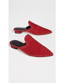 Chamille Point Toe Mules by Rebecca Minkoff