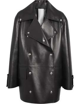 Double Breasted Coat by Burberry