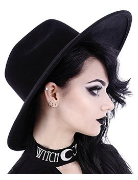 Restyle   Witch Hat   Occult/Wiccan Fashion Accessory by Restyle Clothing