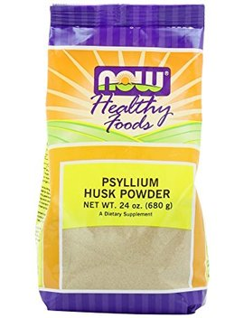 Now Psyllium Husk Powder, 24 Ounce by Now Foods