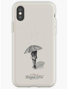 Bts Rm's  #Mono   I Wish It Rains by Jungshiii