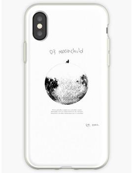Rm Mono.   Moonchild by Zoe Desmedt