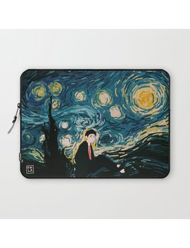 Taehyung Starry Night Laptop Sleeve by