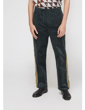 Corduroy Track Pant by Bode