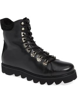 Sawtooth Hiker Boot by Karl Lagerfeld Paris