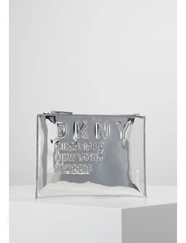Mott Pouchcar Plate   Clutch by Dkny