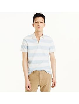Short Sleeve 1984 Rugby Shirt by J.Crew