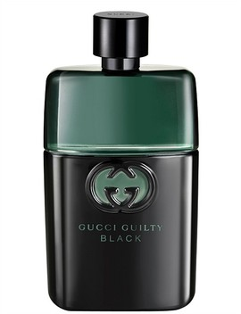 Guilty Pour Homme Black Eau De Toilette 90ml by Gucci
