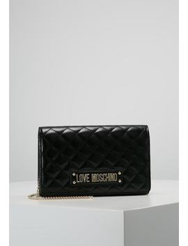 Quilted Crossbody    Across Body Bag by Love Moschino