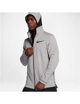Nike Thermaflex Showtime F/Z Hoodie by Clothing