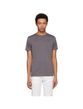 Grey Flux T Shirt by Belstaff