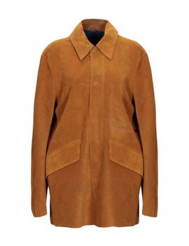 Acne Studios Leather Jacket   Coats And Jackets by Acne Studios
