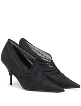 Stretch Mesh Pumps by Balenciaga