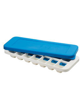 Joseph Joseph Quicksnap Plus Ice Cube Tray, Blue by Joseph Joseph