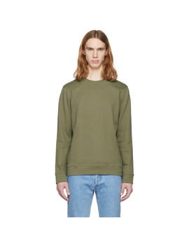 Green Quimper Sweatshirt by A.P.C.