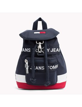 Heritage Mini Backpack by Tommy Hilfiger