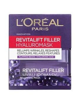 L'oreal Paris Revitalift Filler Hyaluronic Mask 50ml by L'oreal Paris