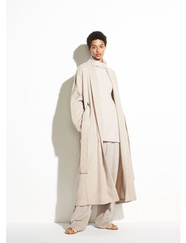 Wool Cardigan Coat by Vince