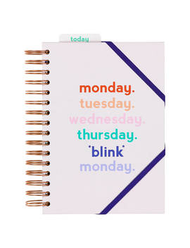 Yes Studio Monday Blink Organiser by Yes Studio