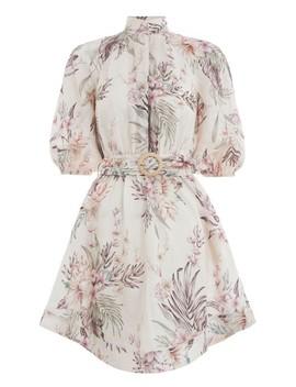 Wayfarer Short Shirt Dress by Zimmermann