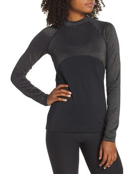 Pro Warm Long Sleeve Top by Nike