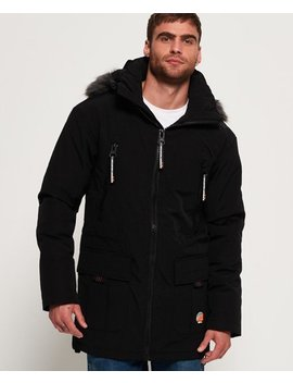 Mountain Pro Project Down Parka Jacket by Superdry