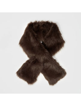 Zayra Shearling Scarf by Club Monaco