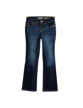 Girls 4 8 Sonoma Goods For Life™ Regular & Slim Bootcut Jeans by Kohl's