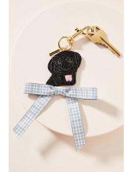 Mignonne Gavigan Canine Companion Keychain by Mignonne Gavigan