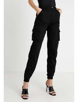 Plain Cargo Trouser   Broek by Missguided Tall