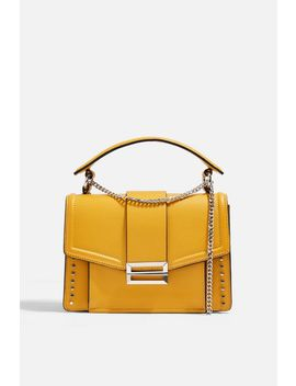 Cassie Flap Shoulder Bag by Topshop