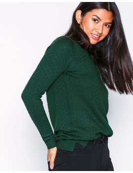 Visarafina Knit Top   Noos by Vila