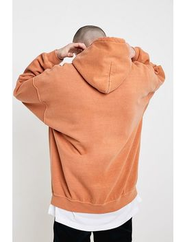 "Urban Outfitters – Hoodie ""Have A Good Day"" In Orange by Urban Outfitters Shoppen"