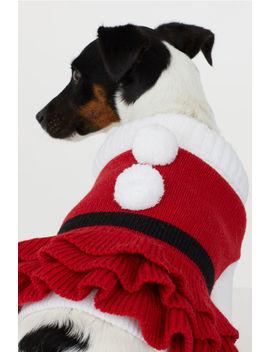 Vestido De Punto Para Perro by H&M