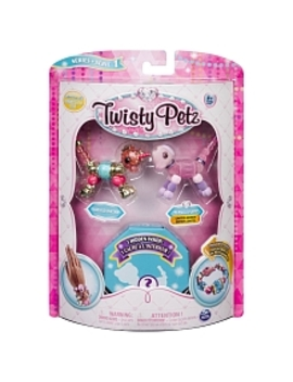 Twisty Petz   3 Pack   Marigold Unicorn, Pupsicle Puppy And Surprise Collectible Bracelet Set For Kids by Toys Rus