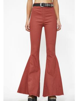 Hippie Chic Bell Bottoms by Skylar Madison
