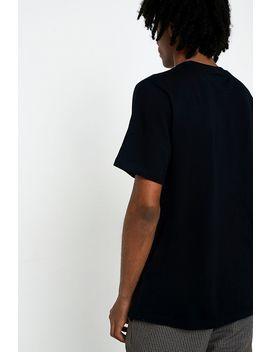 Dickies – T Shirt In Schwarz Mit Hufeisenlogo by Dickies Shoppen