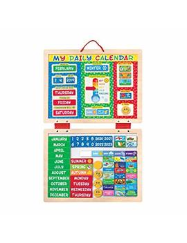 Melissa & Doug My First Daily Magnetic Calendar by Amazon